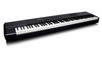 88-Key Hammer-Action USB-MIDI Keyboard Controller