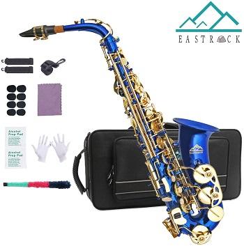 EastRock E-Flat Alto Saxophone