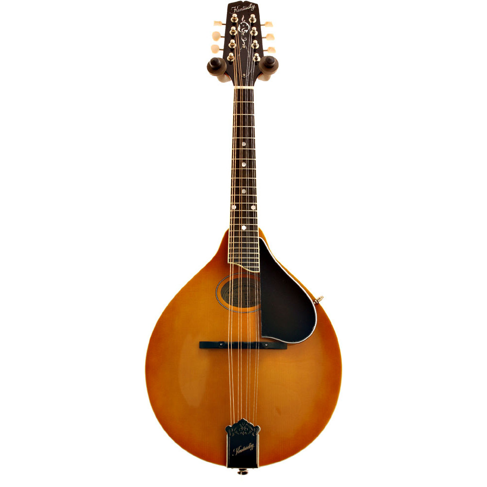 Kentucky KM-272 Artist Oval Hole A-Style Mandolin