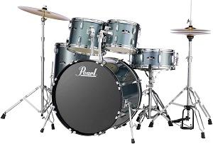 Pearl Roadshow 5-Piece Drum Set