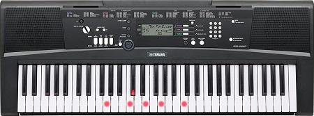 Yamaha EZ-220 61-Lighted Key Portable Keyboard