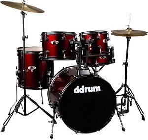 ddrum BR D Series 5-Piece Drum Set