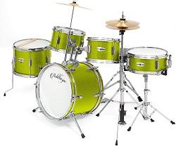 Ashthorpe 5-Piece Complete Kid's Junior Drum Set