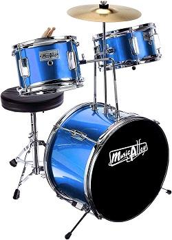 Music Alley 3 Piece Kids Drum Set (DBJK02)