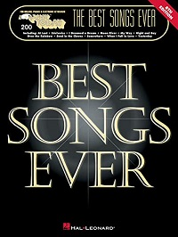 The Best Songs Ever E-Z Play Today Volume 200