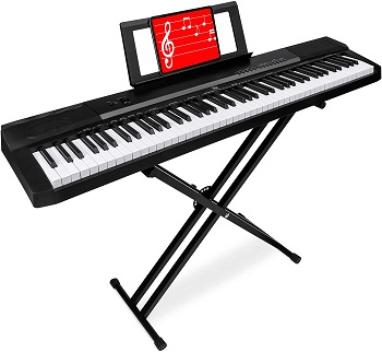 Best Choice Products 88-Key Full Size Digital Piano