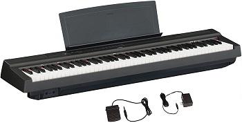 Yamaha P125 88-Key Weighted Digital Piano