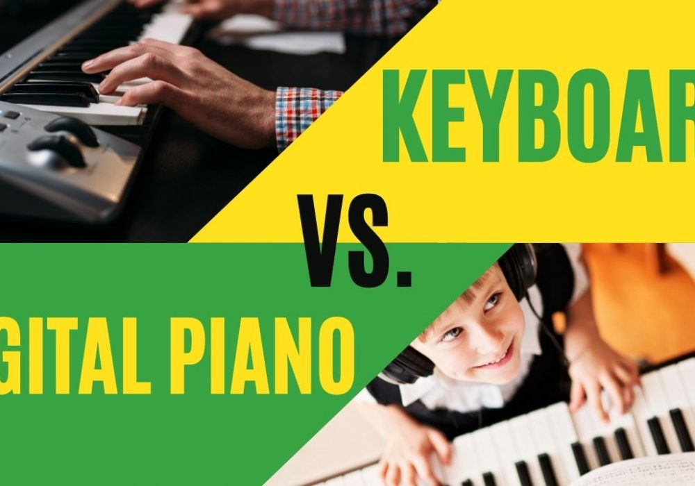 Piano vs. Keyboard