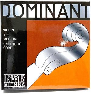 Thomastik-Infeld 135 Dominant Violin Strings, Complete Set