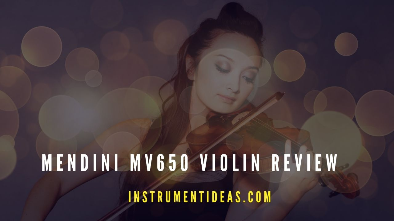 mendini mv650 violin review