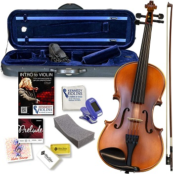 Bunnel Premier Violin Clearance Outfit 1-16 Size