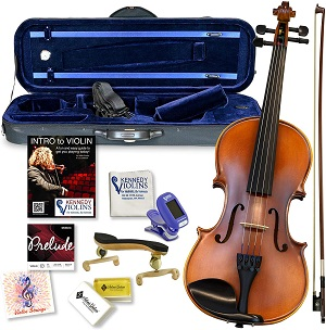 Ricard Bunnel G2 Violin Outfit 3-4 Size