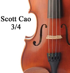 Scott Cao Violin Outfit