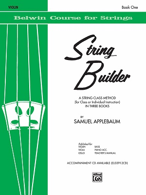 String Builder Violin Book One
