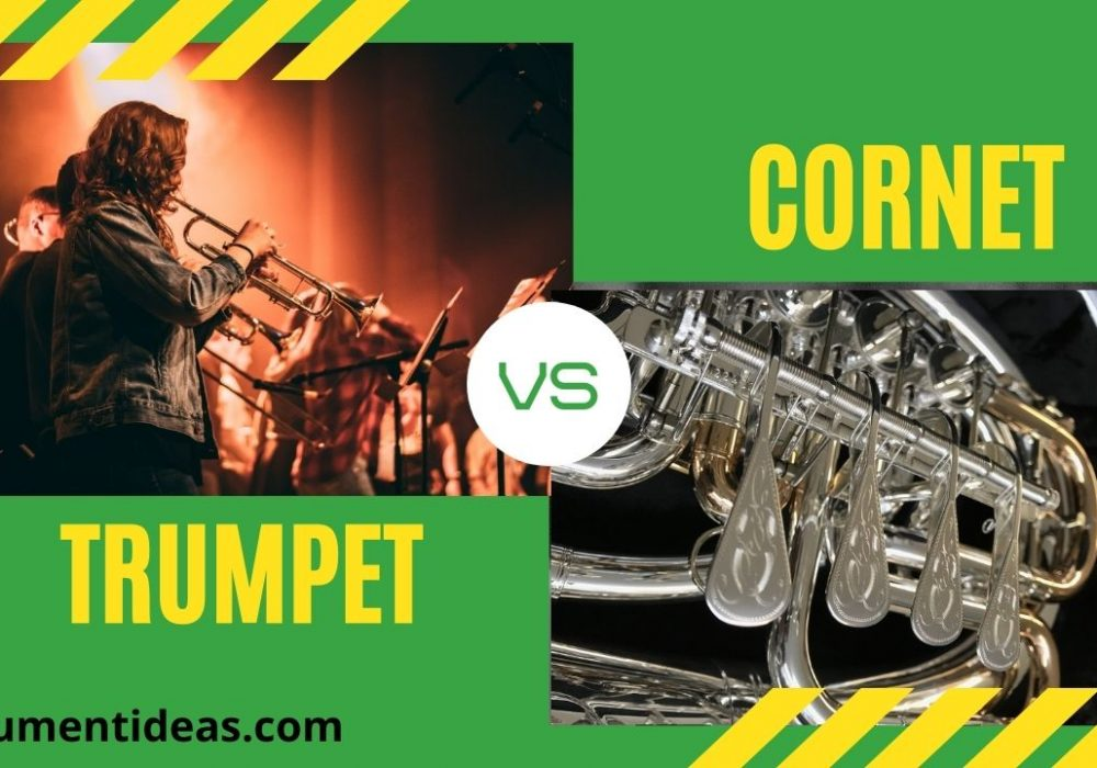 What is the Difference Between a Trumpet and a Cornet
