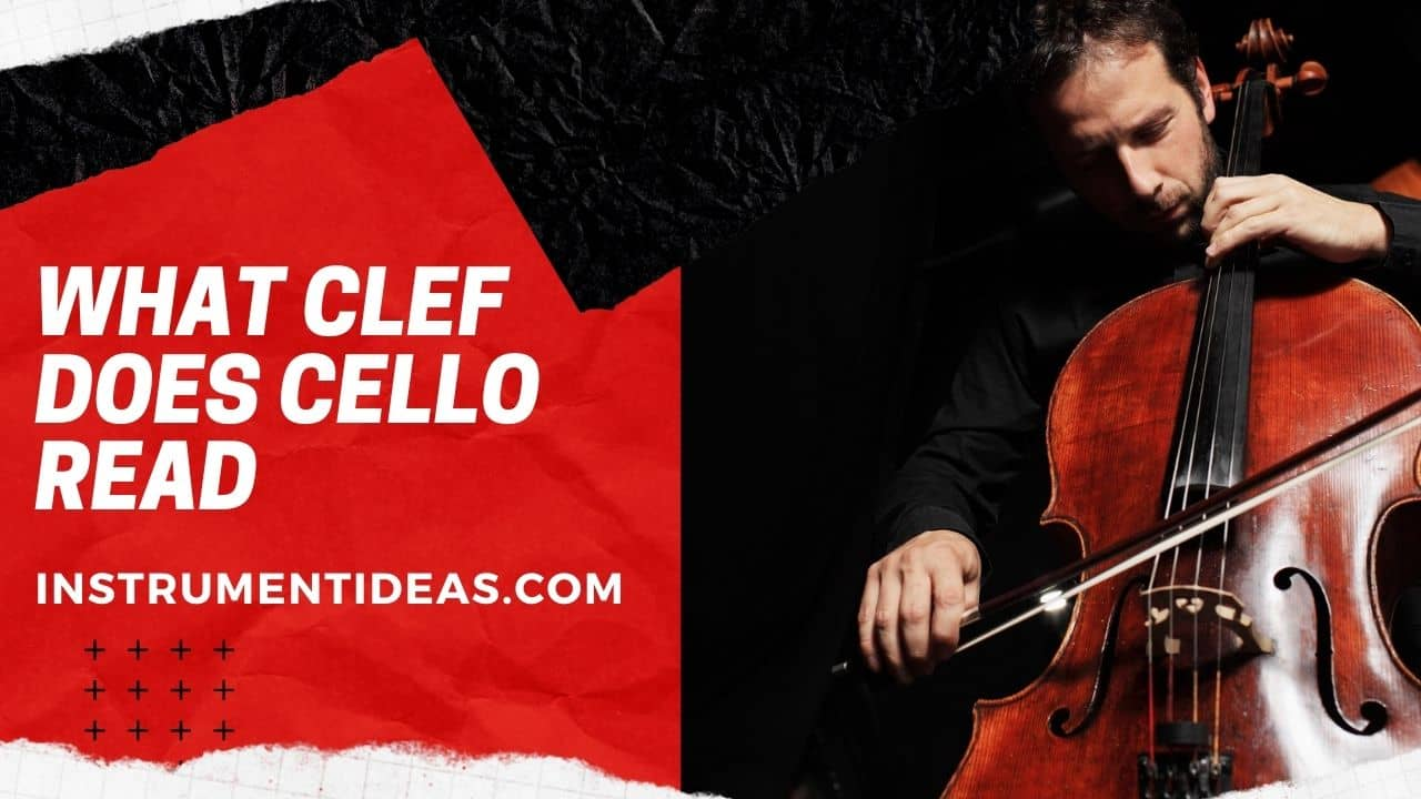what clef does cello read